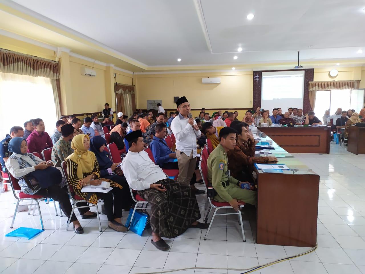 Image Sosialisasi Peraturan Daerah Kabupaten Wonosobo Nomor 7 Tahun 2018 Tentang Usaha Pariwisata