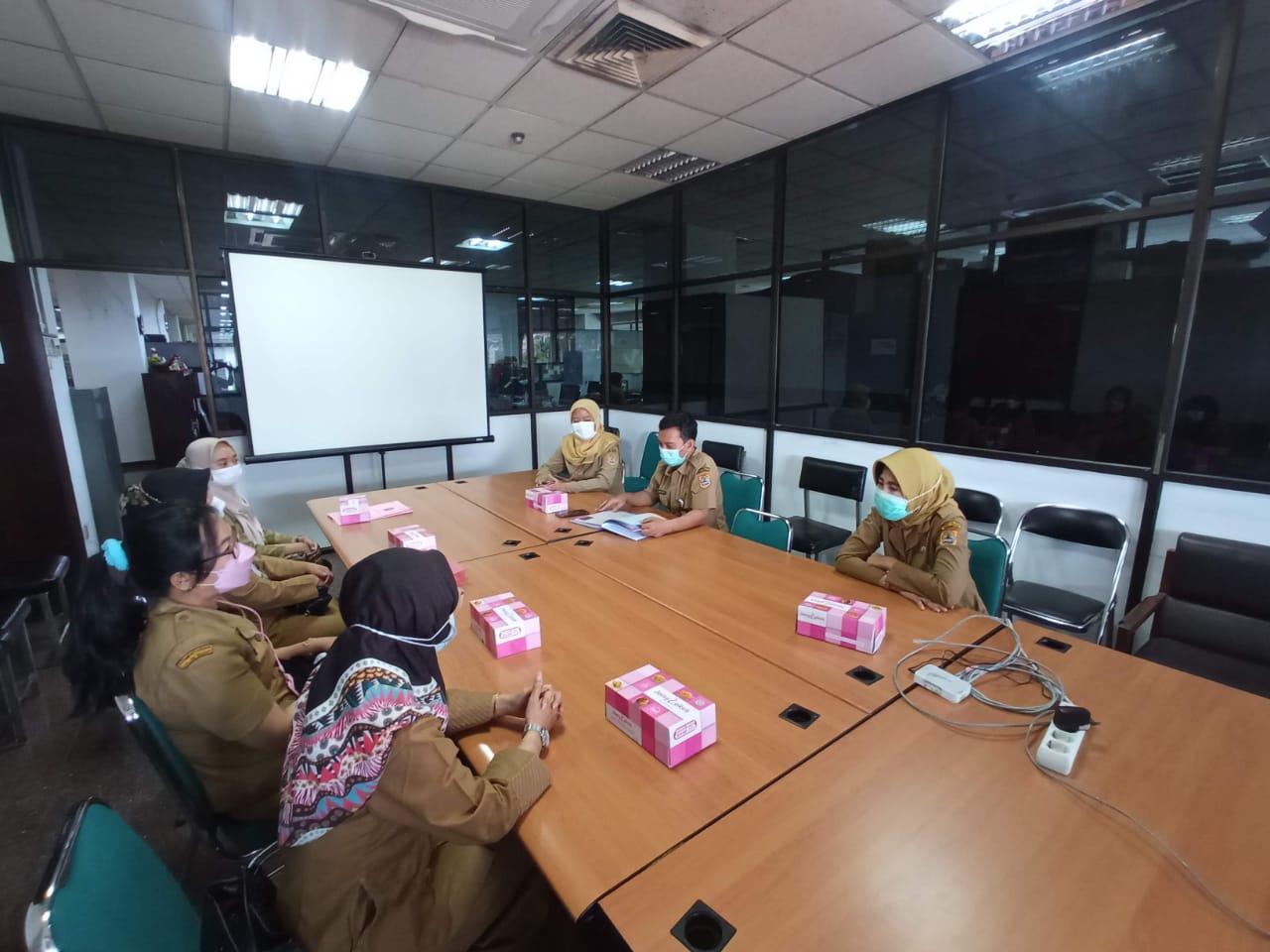Image Koordinasi JDIH Kabupaten Wonosobo Ke Biro Hukum Jawa Tengah